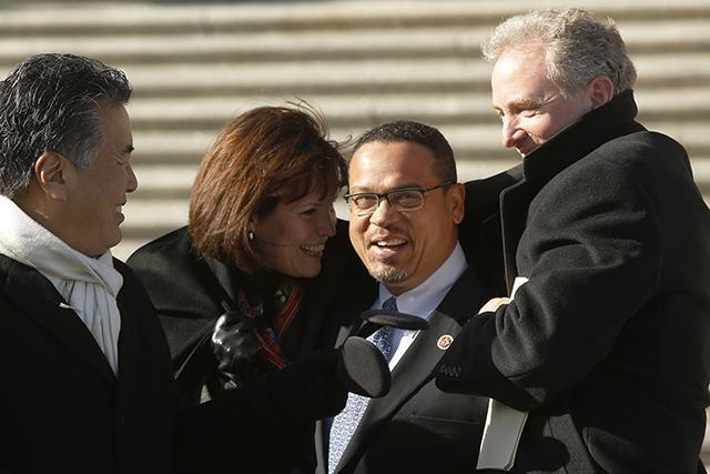 "Congress: Keith Ellison and Betty McCollum Sponsor Federal ""Gun Buyback"" Gun-Control"