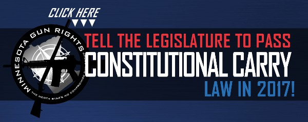Constitutional Carry Needs Your Help!