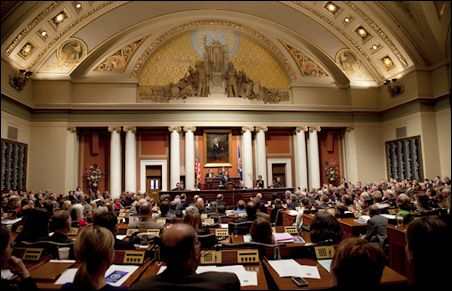 Anti-Gun Framework Bill Moving in MN -- Take Action!