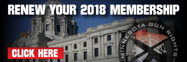 Renew Your Support In Minnesota Gun Rights Today!