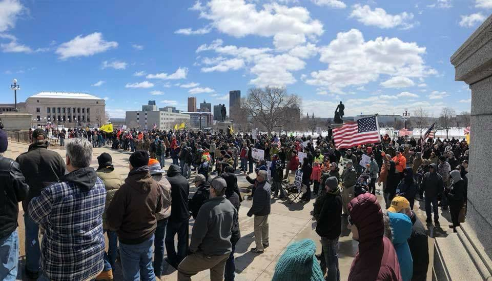 2018 Gun Rights Rally Recap!