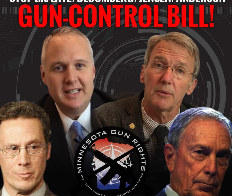Senate Republican Majority CAVES to Bloomberg!
