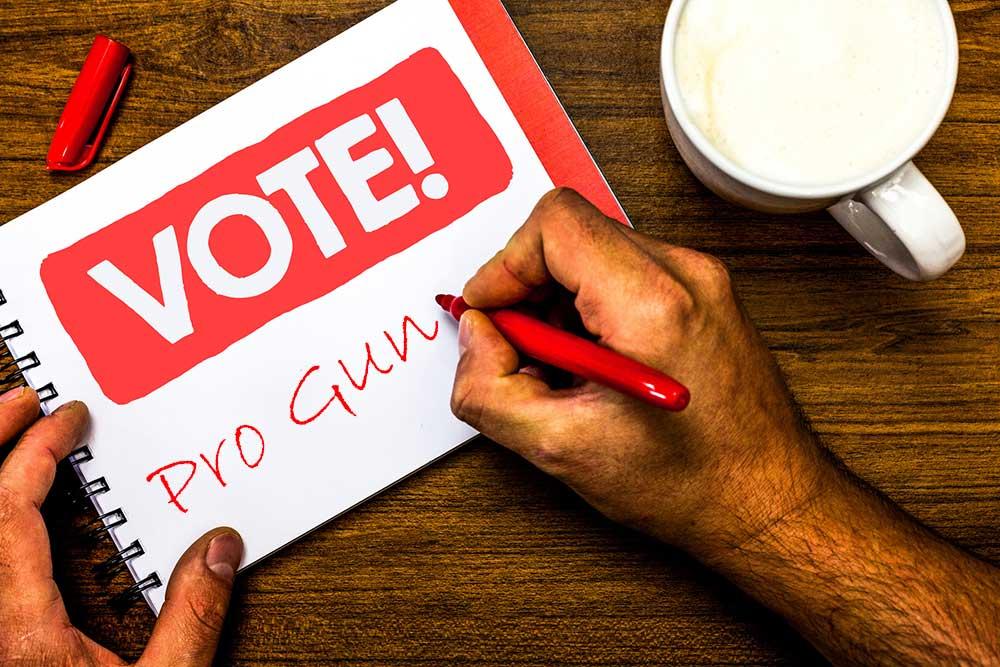 VOTE PRO-GUN TODAY!