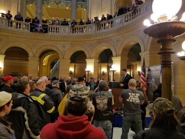 2019 Gun Rights Rally Recap!