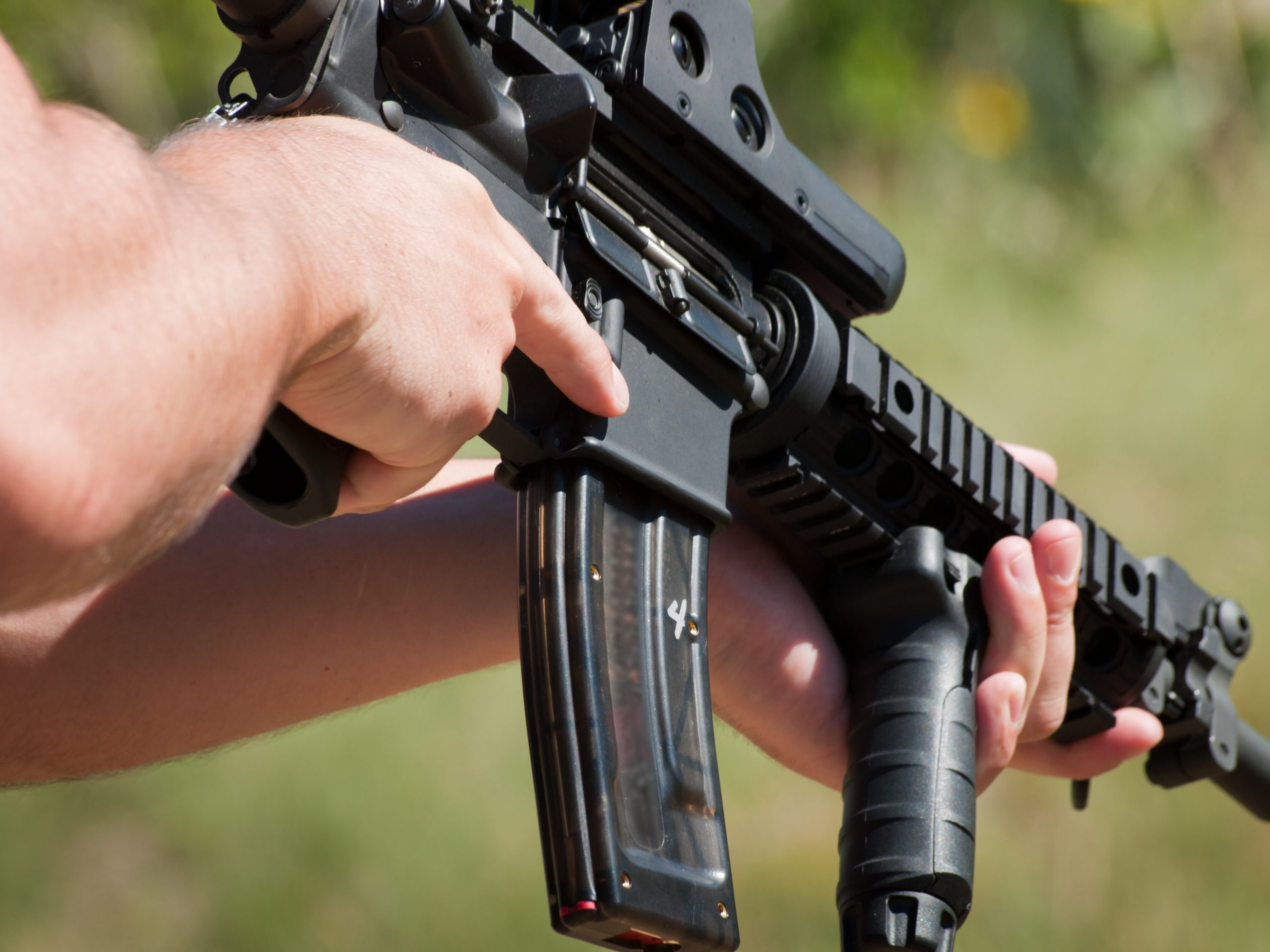 """Tell D.C. Politicians to OPPOSE Dianne Feinstein's """"Assault Weapons Ban""""!"""